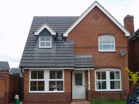 Garage conversion - Horsham, West Sussex